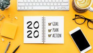 2020 goal plan action